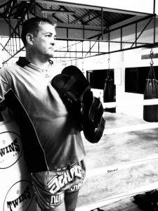 Olivier Gautier - Muay thaï VGA